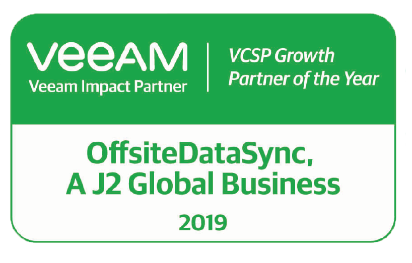 VEEAM Partner of the year