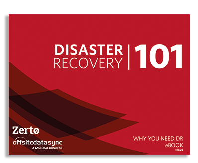 DISASTER RECOVERY | 101